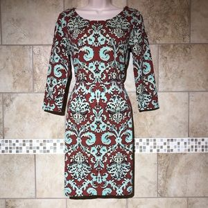 The Limited Maroon Dress NWT 6 Petite
